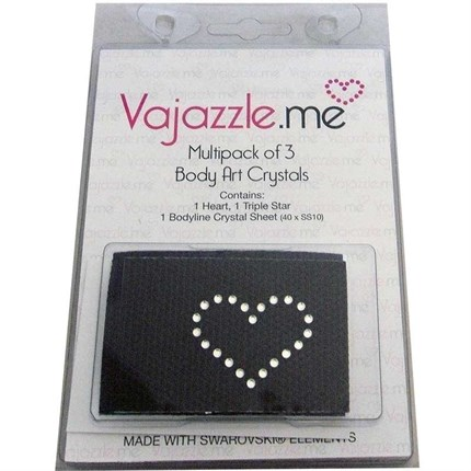 Vajazzle Multipack 3 Piece Collection