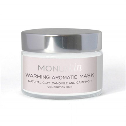 Monuskin Warming Aromatic Mask 200ml