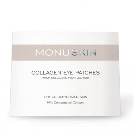 Monuskin Collagen Eye Patches (5 pack)