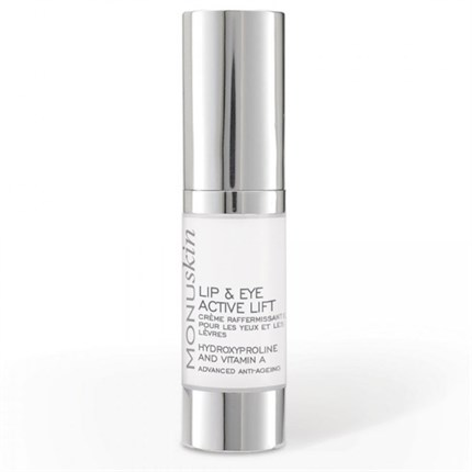 Monuskin Renu Lip and Eye Active Lift 15ml