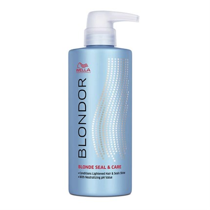 Wella Blondor Seal & Care Conditioner 500ml