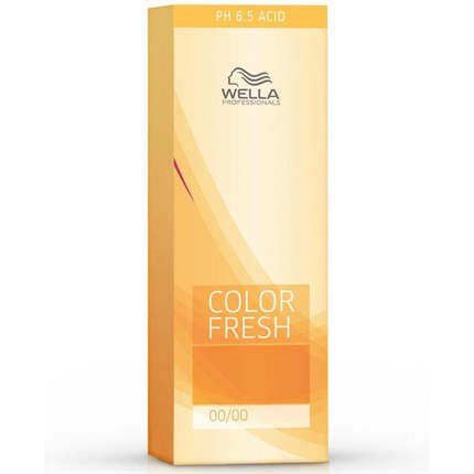Wella Color Fresh 75ml (Acid pH 6.5) 5/07 - Light Brown Natural Brown