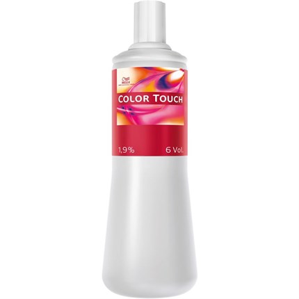 Wella Colour Touch Creme Lotion - 1 Litre (1.9%)