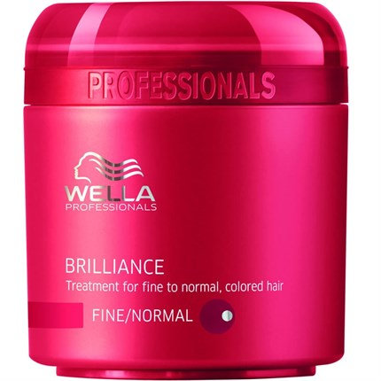 Wella Professionals Brilliance Mask (Fine/Normal) 150ml