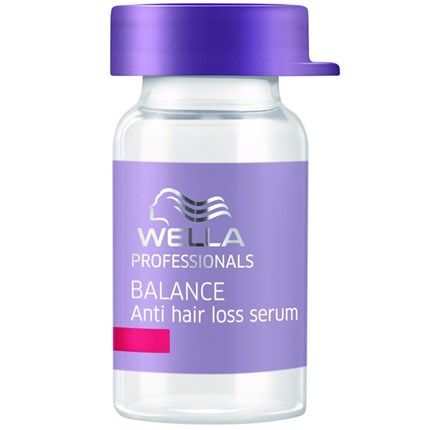 Wella Professionals Balance Anti Hair Loss Serum 8 x 6ml