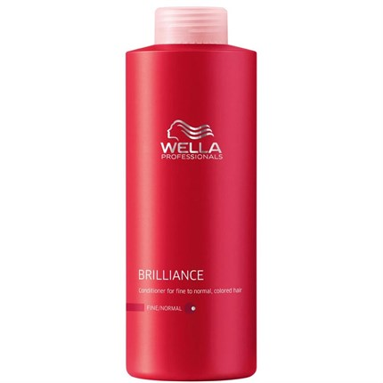 Wella Professionals Brilliance Conditioner (Fine/Normal) 1000ml