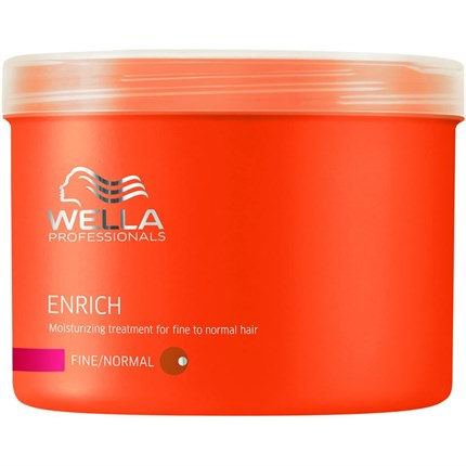 Wella Professionals Enrich Mask (Fine/Normal) 500ml