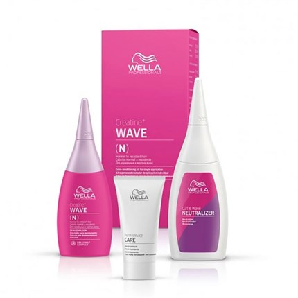 Wella Professionals Wave It Kit - Intense