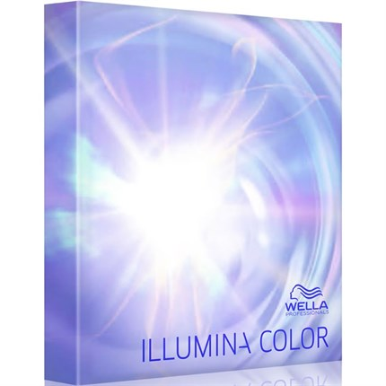Wella Professionals Illumina Shade Guide Mini