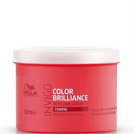 Wella Professionals INVIGO Color Brilliance Mask 500ml - Coarse Hair