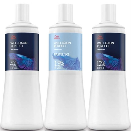 Wella Professionals Welloxon Perfect Developer 500ml - 1.9% 6vol
