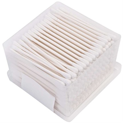 Capital Paper Stem Cotton Buds Box Pk200
