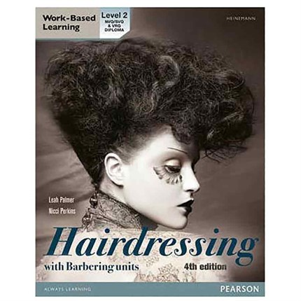 Palmer NVQ L2 Diploma in Hairdressing Candidate Handbook
