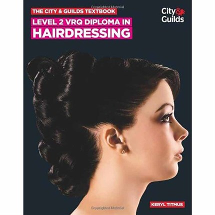 Hairdressing Level 2 VRQ Textbook - Keryl Titmus