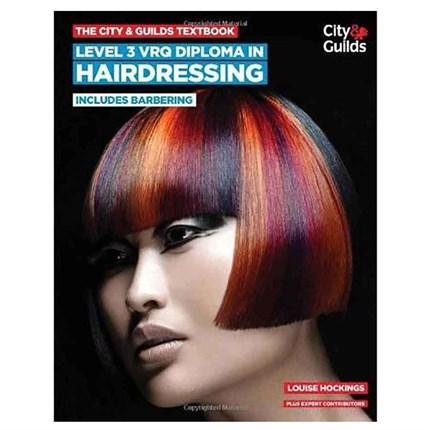 Hairdressing Level 3 VRQ Textbook