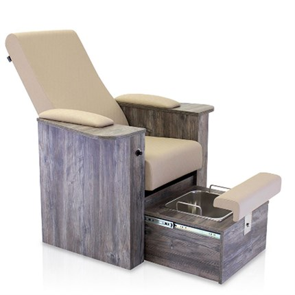 REM Natura Pedispa Chair - Coco