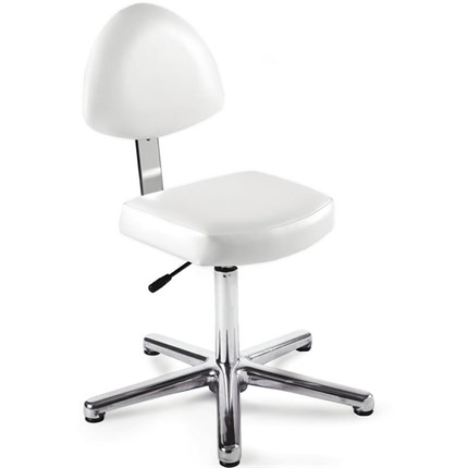 REM Nail Technicians Seat - Tailored Putty