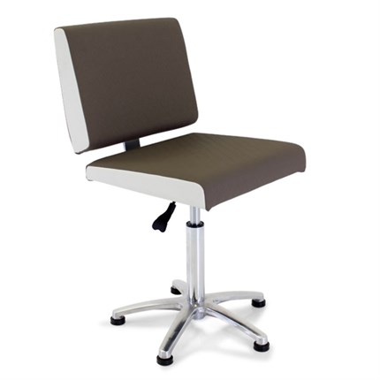 REM Salsa Nail Client Chair - Black