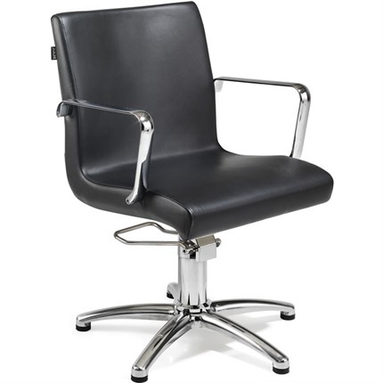 REM Ariel Hydraulic Chair - Black