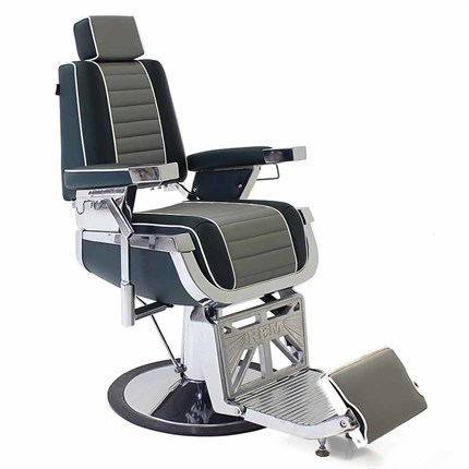REM Emperor Barbers Chair GT - Tailored Vanilla