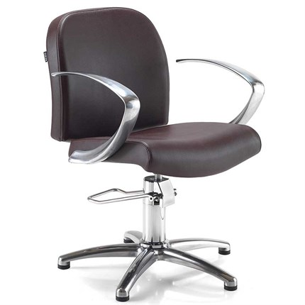 REM Evolution Hydraulic Chair - Aubergine