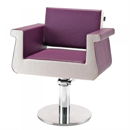 REM Peru Hydraulic Chair - White