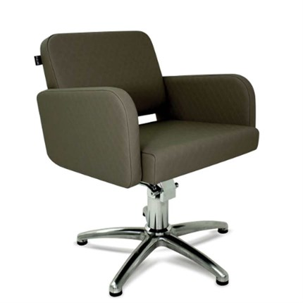 REM Colorado Hydraulic Chair - Truffle