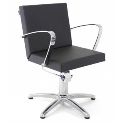 REM Shiraz Hydraulic Styling Chair - Pearl