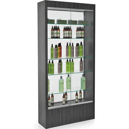 REM Quartz Glass Retail Unit (All Glass)