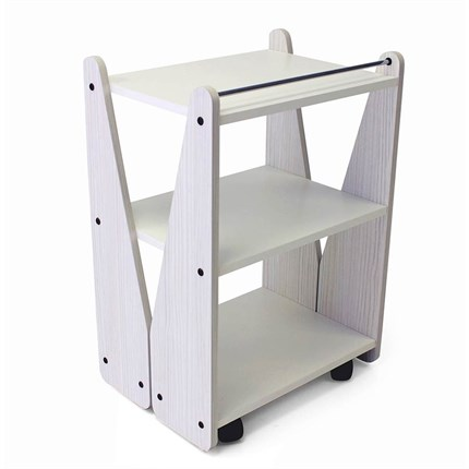 REM Beauty Spa Trolley - Dawn / White Shelves