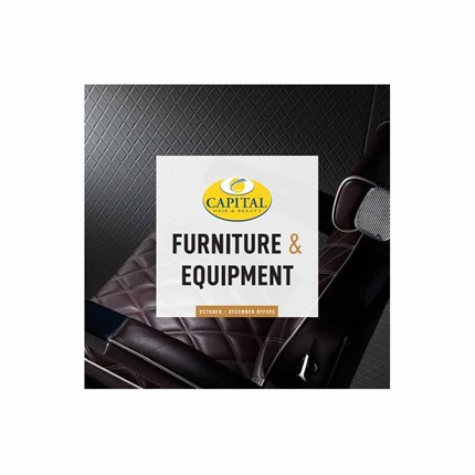 Capital Furniture Mailer - Nov/Dec 2020