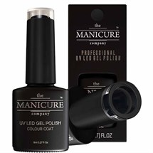 The Manicure Company UV LED Gel Nail Polish 8ml - Blackout
