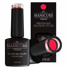 The Manicure Company UV LED Gel Nail Polish 8ml - Cherry Pie