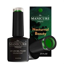 The Manicure Company Gel Polish Nocturnal Beauty 8ml - Woodland Shadow