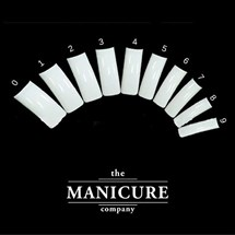 The Manicure Company Full Nail Tips Pk50