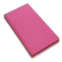 Agenda Appointment Book (3 Assistant) - Hot Pink