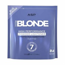 Affinage Lite Blue Powder Bleach 500g