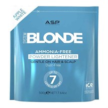 Affinage Ice Creme Powder Lightener 500g - White Apple