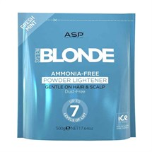 Affinage Ice Creme Powder Lightener 500g - Fresh Mint