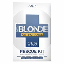 Affinage System Blonde Anti-Orange Rescue Kit