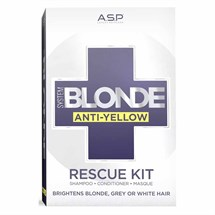 Affinage System Blonde Anti-Yellow Rescue Kit