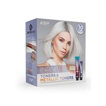 Affinage Infiniti Toner and Matallic Toner Kit (10 tubes)