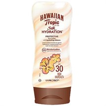 Hawaiian Tropic Silk Hydration Protective Sun Lotion SPF 30 180ml