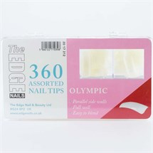 The Edge Olympic Tips Assorted - 360 Assorted