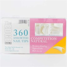 The Edge Competition Tips Natural Pk360 Assorted