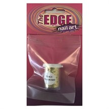 The Edge Gold Stardust Nail Art Foils