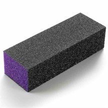 The Edge Purple 3-Way Sanding Block - Grit 60/100