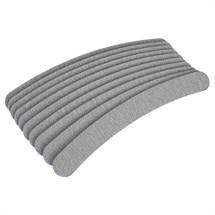 The Edge Curved Zebra File 100/180 (Pack of 10)