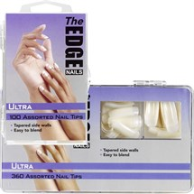 The Edge Ultra Tips Assorted - 360 Assorted