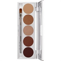 Kryolan Eye Colour Palette - 5 Assorted Colours (Kuwait)
